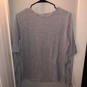 Fabletics long sleeve workout tee
